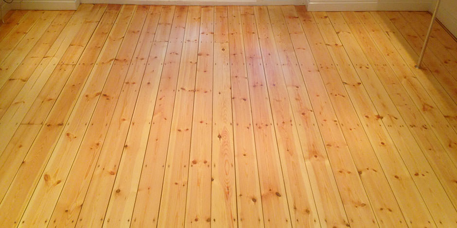 After-DINING ROOM OILED PITCH PINE IN ENFIELD