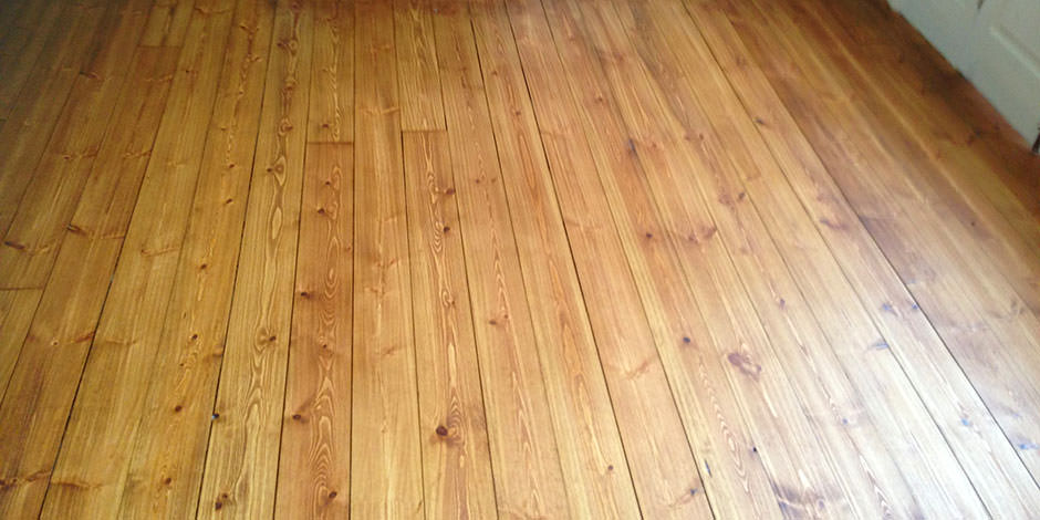 After-LOUNGE OILED PITCH PINE IN BARNET