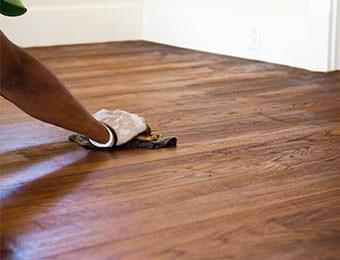 floor-staining