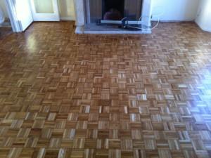 Floor Sanding and Polishing North London