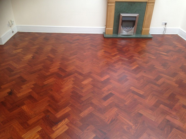 Floor Sanding And Polishing North Central London