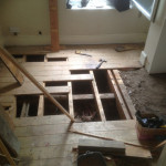 Wood Floor Repair North London