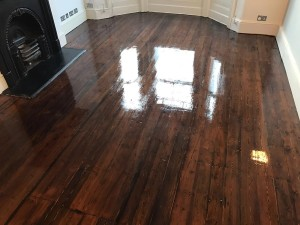 Wooden Floor Specialists in North London