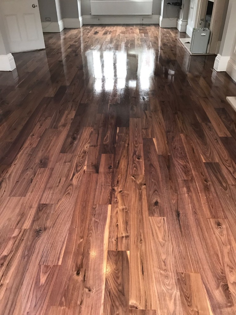 Wood Floor Installations In Watford
