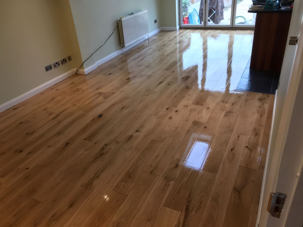 Wood Floor Installations In Hertford